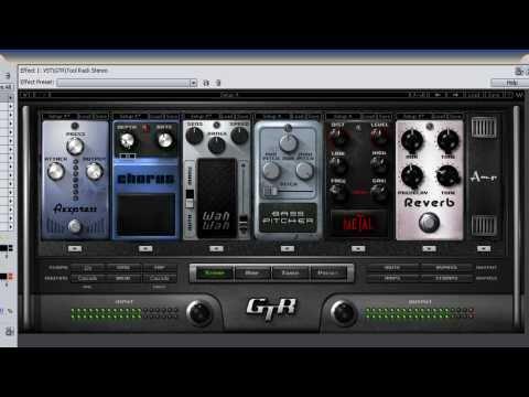Guitar VST Plug-ins For Adobe Audition 3.0 Tutorial