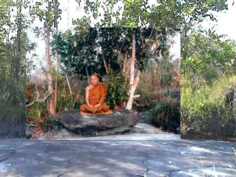 หลวงปู่สมชาย เทศนาเรื่อง โลกทิพย์