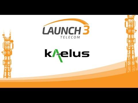 Launch 3 Telecom: Buys, Sells, & Sells Kaelus Equipment