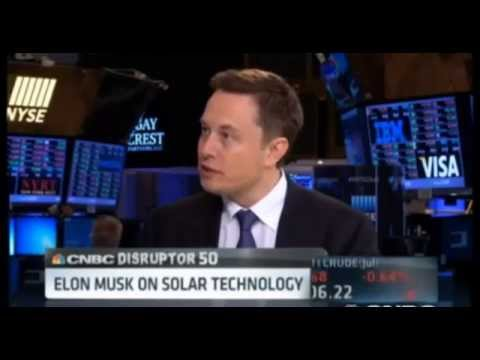 Elon Musk Disruptor 50 Interview About SpaceX, Solarcity, Tesla & The Future