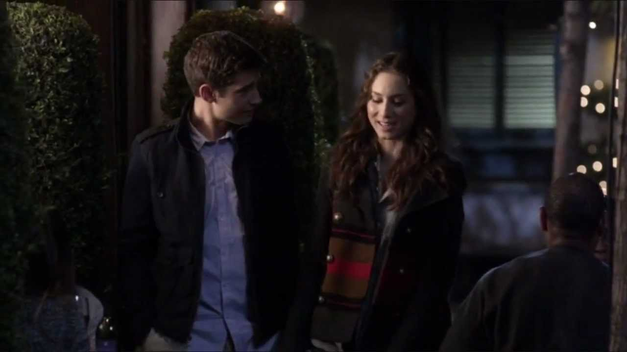 Make Your Own >> Spencer and Wren Scenes - Pretty Little Liars 3x20 - YouTube