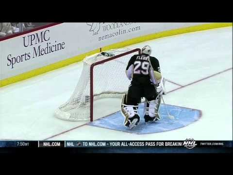 Full shootout April 5 2013 NY Rangers vs Pittsburgh Penguins NHL Hockey