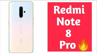 Redmi Note 8 Pro OFFICIAL| Redmi Note 8 Pro Price, Specifications, Release Date, everything is here