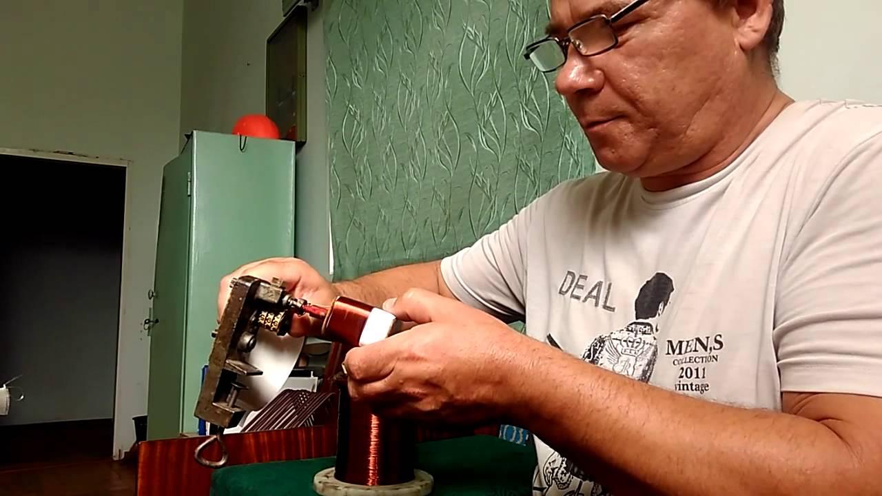 Ремонт катушек вибрационного насоса своими руками 68