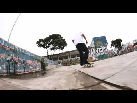 Cerezini Skate Shop presents: Laurence Reali on Silver Trucks