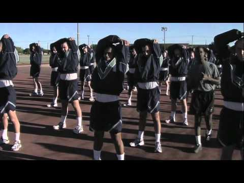 Air Force Basic Military Training BMT PT
