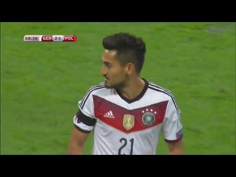 Ilkay Gündogan vs. Poland (Home) 04|09|2015