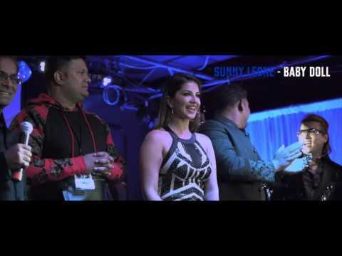 Blue Chip Onstage with Bohemia, Sunny Leone & Miss Pooja - Desi Hip Hop Inc