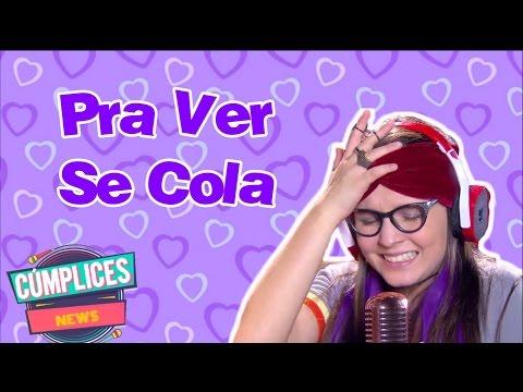 Pra Ver Se Cola (Letra) Larissa Manoela /C1R