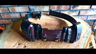 Bushcraft Belt Kit is Finally Complete!