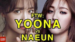 Yoona vs Naeun • For The Win