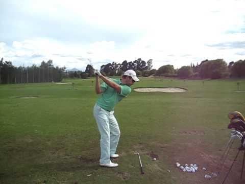 sergio garcia swing sequence. Golf Swing DTL 10/20/08 6 iron