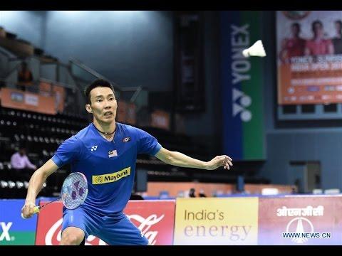 Lee Chong Wei - Great Speed - Skill Badminton
