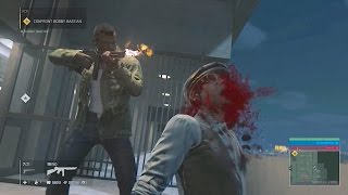 Sly Shooter - Mafia 3 Funny/Brutal Moments Compilation Vol.3 (Stealth/Ledges/Animations)