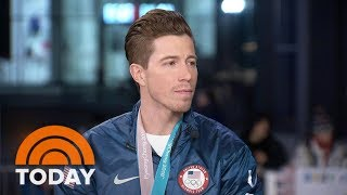 Shaun White: I'm Sorry I Referred To Sexual Harassment Allegation As 'Gossip'  TODAY