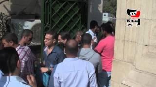 الأمن الإداري يتحكم في بوابات جامعة القاهرة بعد انسحاب «فالكون»