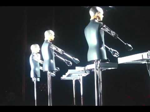 Kraftwerk &quot;We Are The Robots&quot;