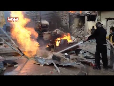 Syria: Apparent War Crimes on Video