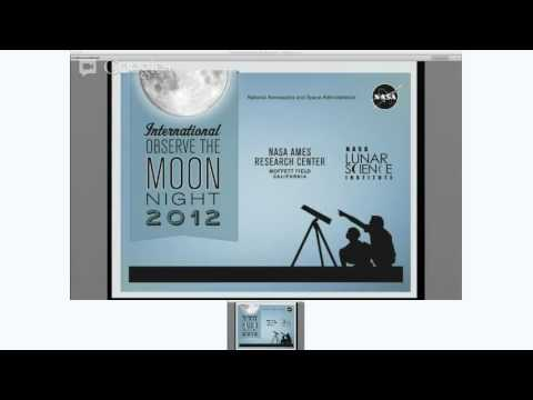 International Observe the Moon Night - NASA Ames