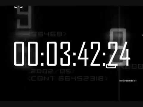 10 Minutes Countdown video