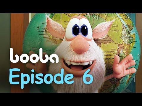 Booba Biology cabinet - Episode 6 - Funny cartoons for kids буба KEDOO Animations 4 kids thumbnail