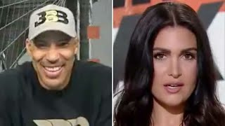 Lavar Ball Made Sexual Comment To Molly Qerim On Espn First Take?