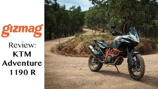 KTM Adventure 1190 R review: a superbike for the dirt