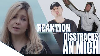 Disstracks an MICH | Reaktion
