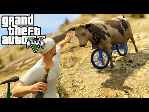 GTA 5 Funny Gameplay