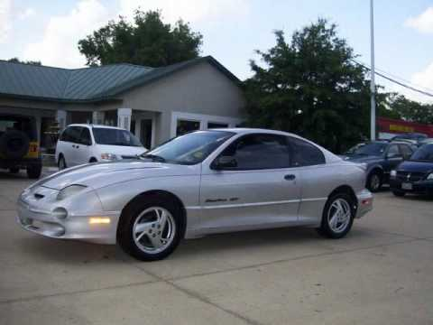 2001 Pontiac Sunfire Gt In Ocala At Prestige Auto Sales