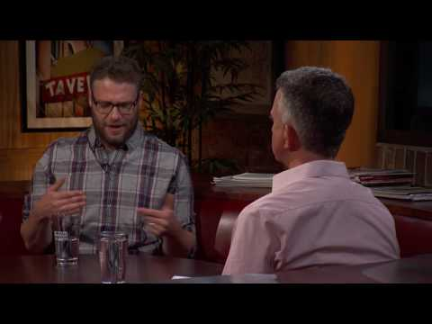 Seth Rogen on 'The Interview' and Sony Hack (HBO)