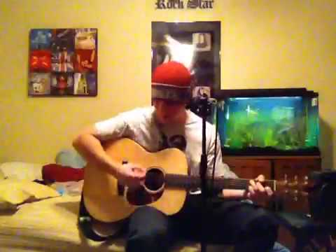 Blood Brothers- Luke Bryan Acoustic Cover- Jerrad Hayes video