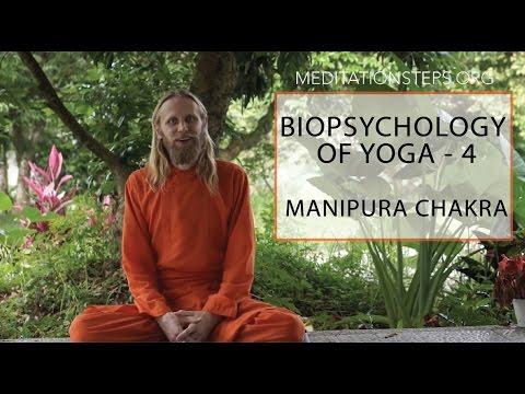 Biopsychology of Yoga - 4. Manipura Cakra. Mammal Psychology