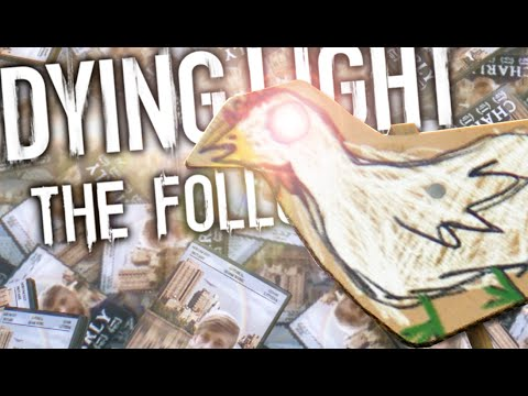 THE FOWLING! | Dying Light The Following Funny Moments