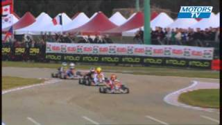 Big Crash Karting Rotax Max Challenge