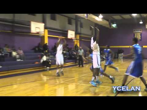 2013 SG Camden Scott Lights It Up; 24 Points vs. Flora MacDonald Academy