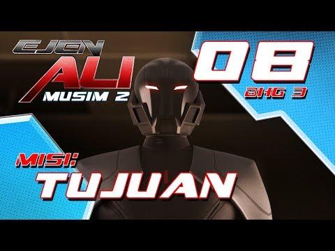 Ejen Ali Musim 2 (EP08) - Misi : Tujuan [Bahagian 3]