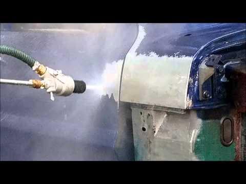 Pressure Washer Sandblasting Attatchment