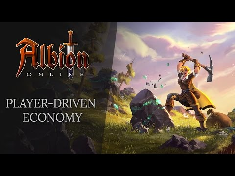 Albion Online | Player-driven Economy
