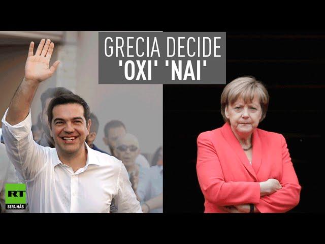 El pueblo griego vota en referéndum sobre la propuesta de los acreedores
