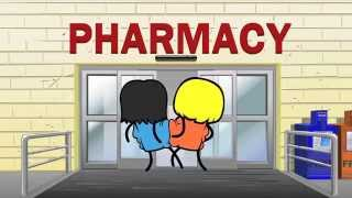 Pharmacy (VOSTFR) - Cyanide & Happiness