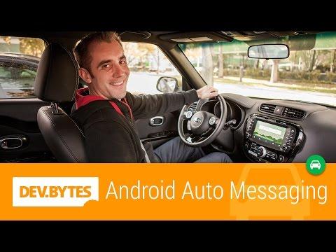 DevBytes: Android Auto Messaging