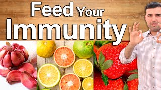 EAT TO LIVE   Best and Worst Foods to Boost Immune Function, Immunity and Your Immune System