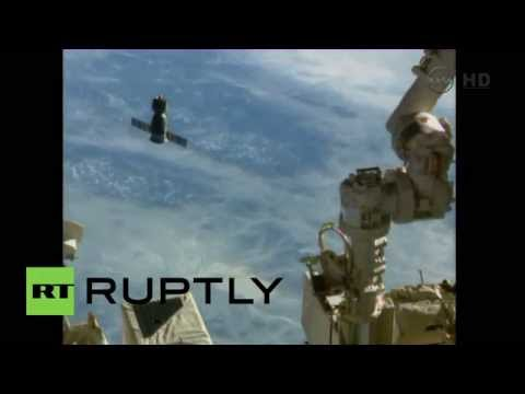 Space: See Expedition 41 crew undock from ISS ahead of return to Earth