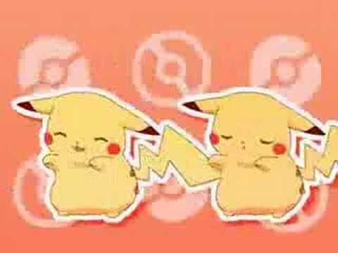 PIka Pikachu Dance Video