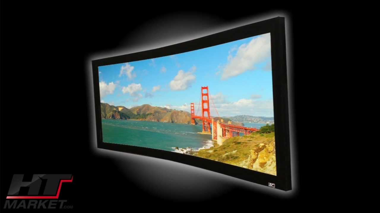 Home Theater Projector Screen  In