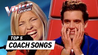 Voice coaches are SHOCKED after hearing their own song