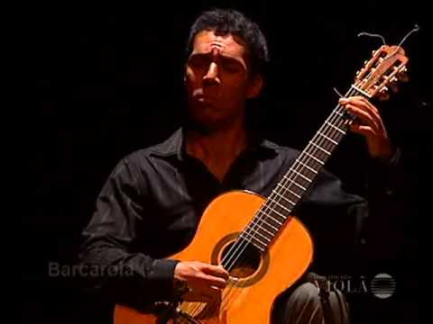 Jorge Caballero plays Tansman: Cavatina (complete)  (Movimento Violão)