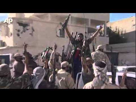 Libya's Moammar Gadhafi Killed in Battle