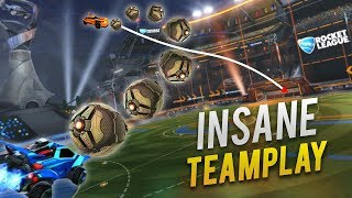 Rocket League Gamers Are Awesome #21   BEST GOALS & SAVES MONTAGE